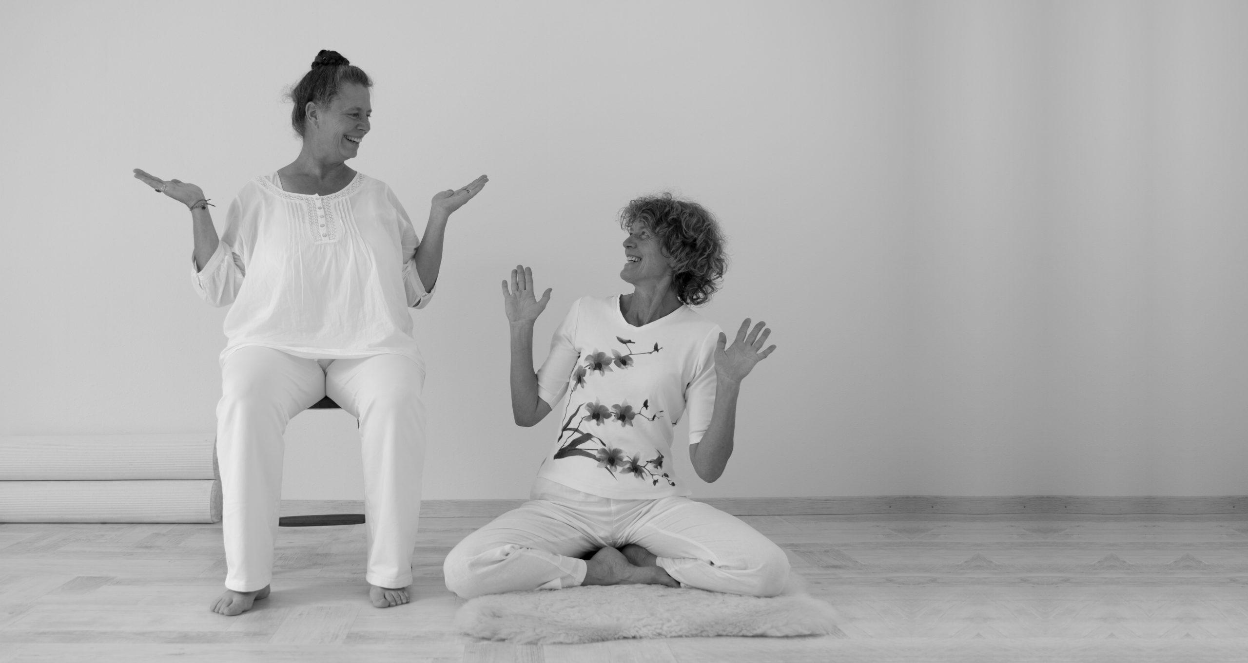 Yoga Natuurlijk - Yoga op de stoel - header